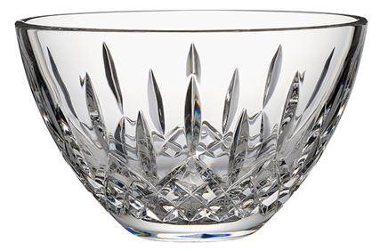 Vintage Waterford Bowl Leaded Crystal